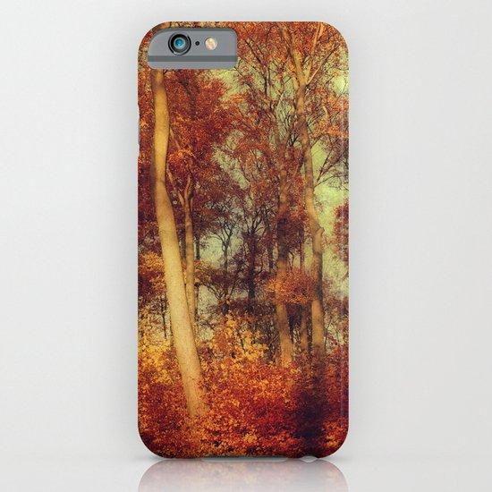 fall copper iPhone & iPod Case