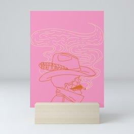 Love or Die Tryin' - Cowhand Mini Art Print
