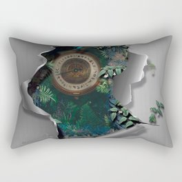 Find your Alethiometer Rectangular Pillow