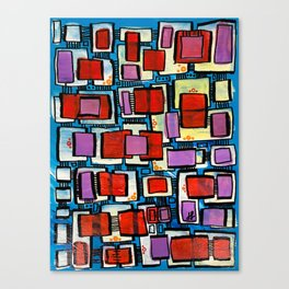 """Wiring"" Canvas Print"
