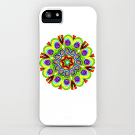 Magic Medallion One iPhone Case