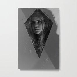 Extinguished Youth II Metal Print