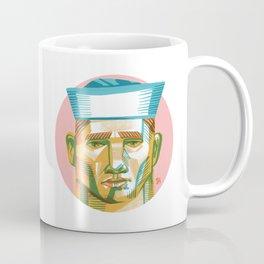 Sailor in the Wild Coffee Mug