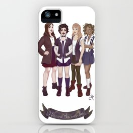 The Craft iPhone Case