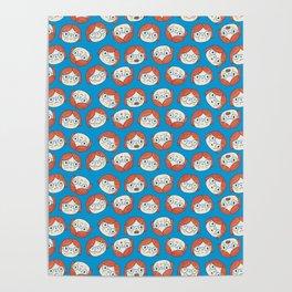 Pattern Project #13 / Mood Swings Poster
