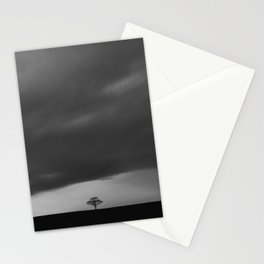 Alone on the Ridge Stationery Cards