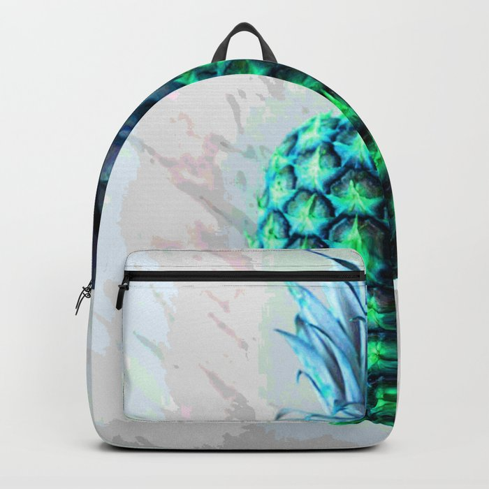 Pineapple Day Backpack