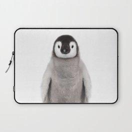 Baby Penguin Laptop Sleeve