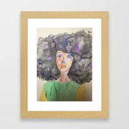 Malaya Framed Art Print
