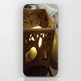 Center piece iPhone Skin