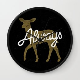 Always Wall Clock
