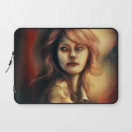 Emma Stone Laptop Sleeve