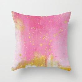 Pinkish Throw Pillow