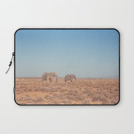 Elephants in South Africa Laptop Sleeve