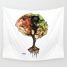 A Tree of Life Wall Tapestry