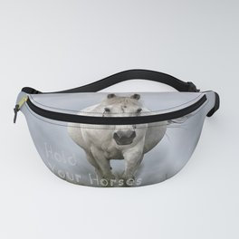 Hold Your Horses Fanny Pack