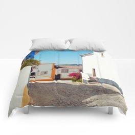 Obidos, Portugal (RR 177) Analog 6x6 odak Ektar 100 Comforters