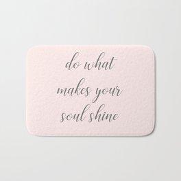 Soul Shine Bath Mat