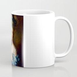 "Thomas Gainsborough ""Woman in Blue"" Coffee Mug"