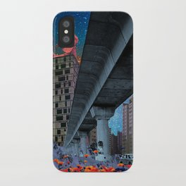 the built environment iPhone Case