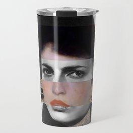 Klimt's Portrait & Anna Magnani Travel Mug