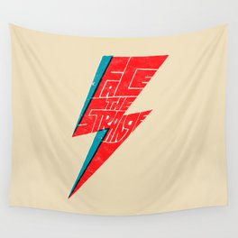 Face The Strange Wall Tapestry