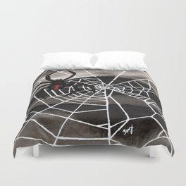 Redback Spider Duvet Cover