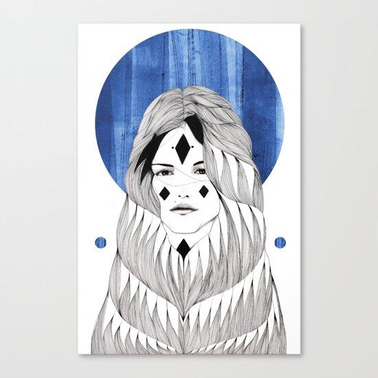 Winter Hymn Canvas Print