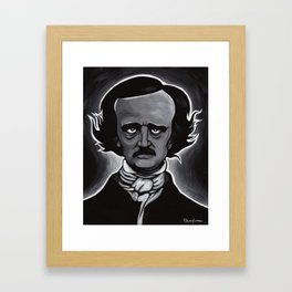 Edgar Framed Art Print
