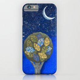 Night Grove iPhone Case
