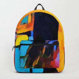 Horse Portrait Backpack