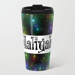 aaliyah stars Travel Mug