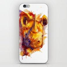 Baby Rhino iPhone & iPod Skin