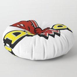 Dodge Demon Floor Pillow