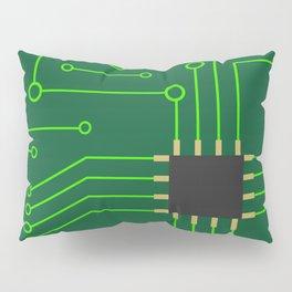 Microchip Pcb, tech print Pillow Sham