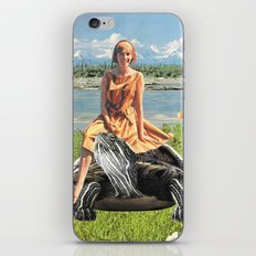 Giddy-up horsey iPhone & iPod Skin