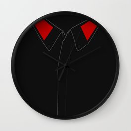 Please stop pretending there's nothing wrong Wall Clock
