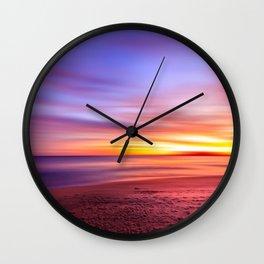 This Magic Hour Wall Clock