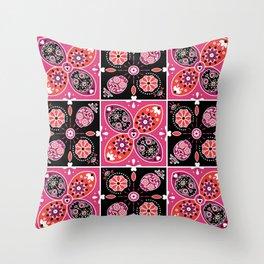 Soul Tiles Throw Pillow