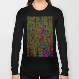 Psych Reversed Long Sleeve T-shirt