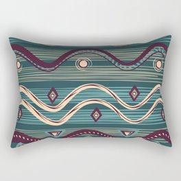 Swamp tribe Rectangular Pillow