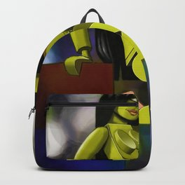 leggy boytoy Backpack