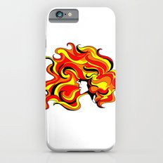 your hair is on fire Slim Case iPhone 6s