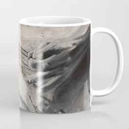 road warrior, stratocaster guitar Coffee Mug