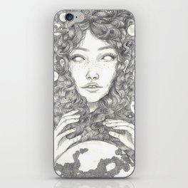 The World iPhone Skin