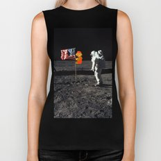 Super Mario on the Moon Biker Tank