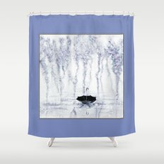 Rain Shower Curtain