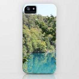 Croatia iPhone Case