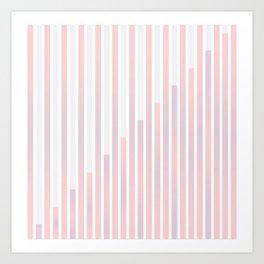 Stripes & Dots 2 Art Print