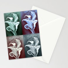 Calla Lily Stationery Cards